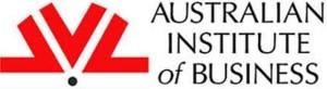 Australian Institute of Business Certificate Frame