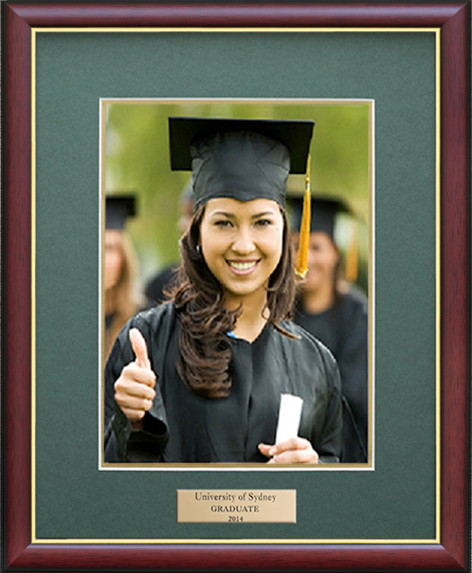 Certificate Frames for your University of New England Degree