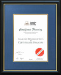 Australian National University degree frame