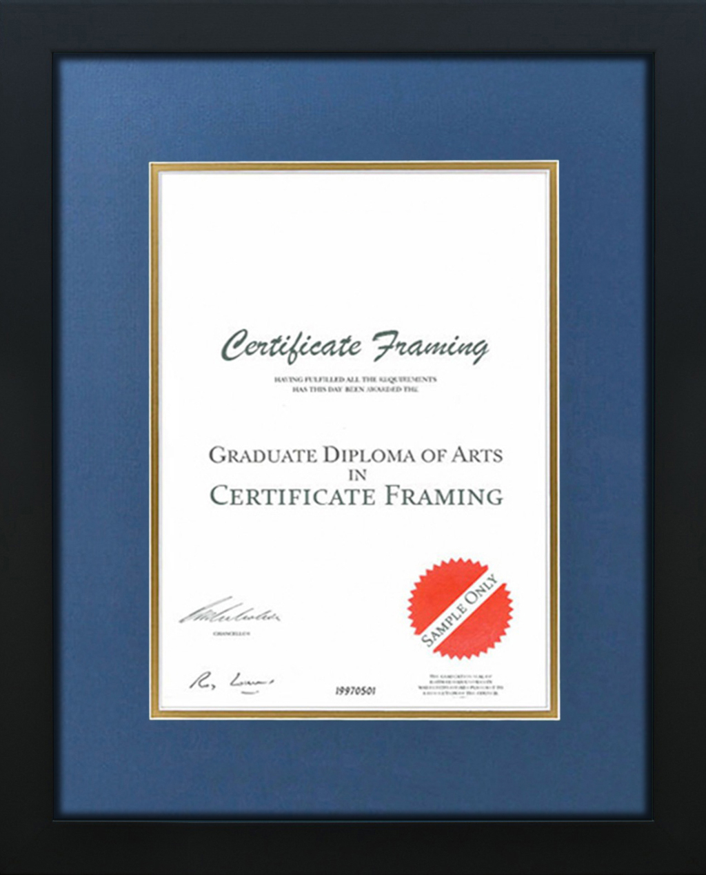 Certificate Frames for the University of the Sunshine Coast