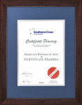 Southern Cross Degree Certificate Frame