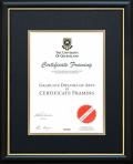 UQ Certificate Frames