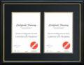 Dual Certificate Frame