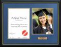 University Degree with Graduation Photo